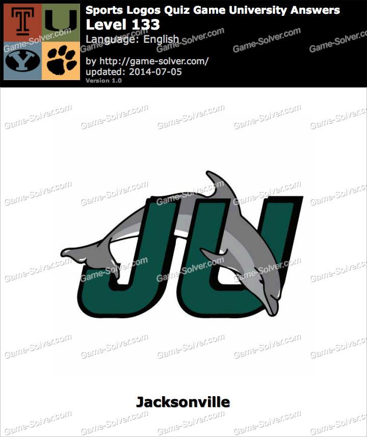 Sports Logos Quiz Game University Level 133