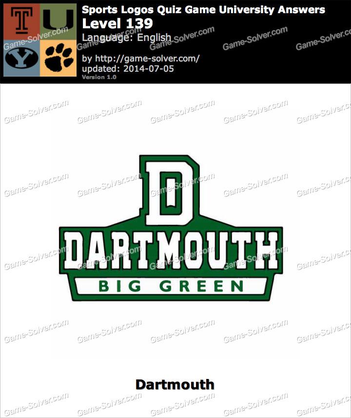 Sports Logos Quiz Game University Level 139