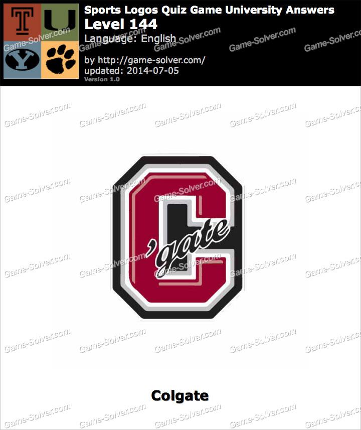 Sports Logos Quiz Game University Level 144