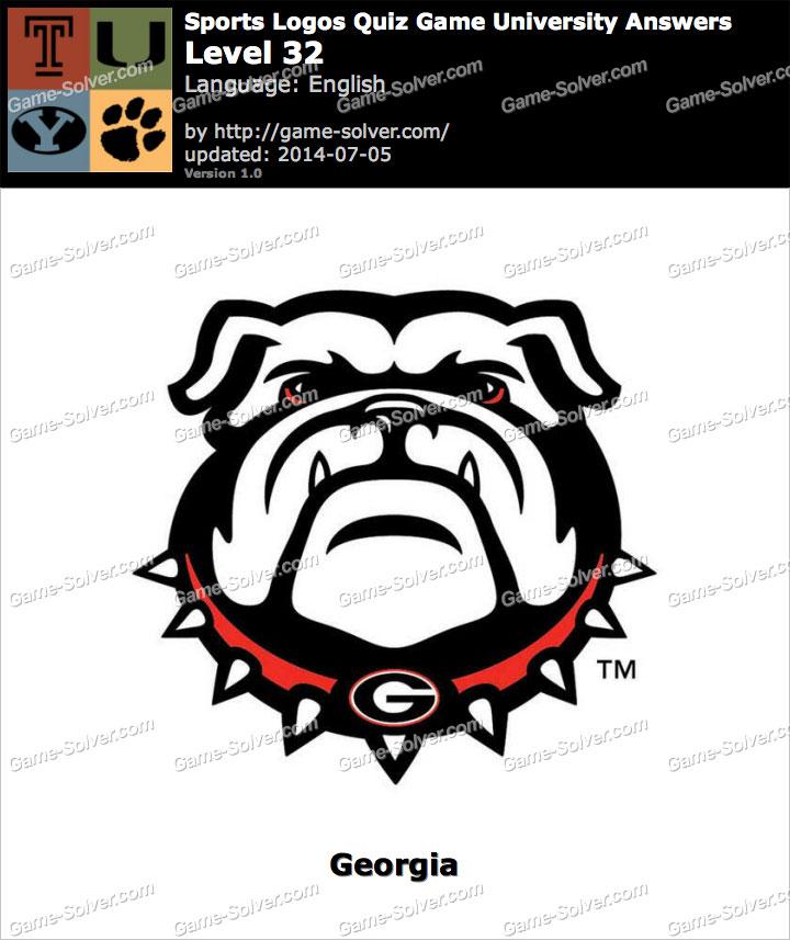 Sports Logos Quiz Game University Level 32