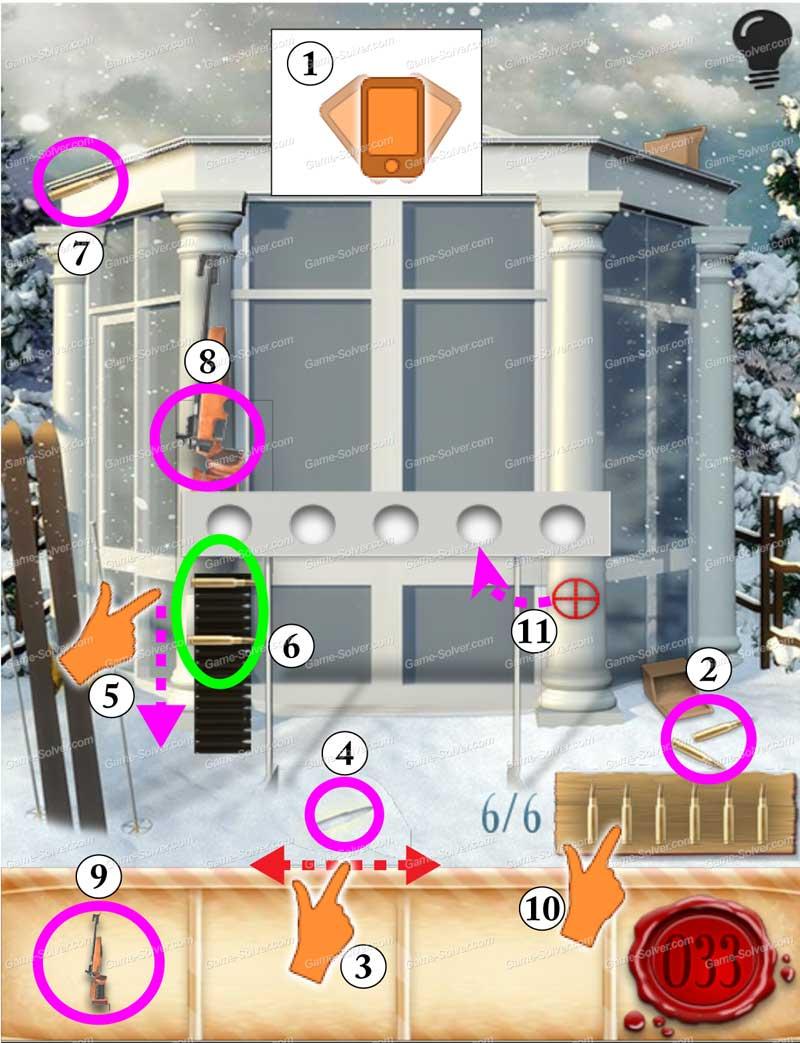 100 Doors Seasons - Part 1 Level 33