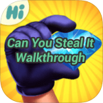 Can You Steal It Walkthrough