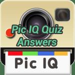 Pic IQ Quiz Answers