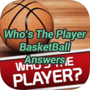 Whos The Player Basketball Answers