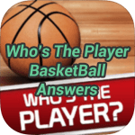 Who's The Player Basketball Answers