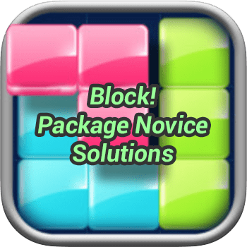 Block Package Novice Solutions