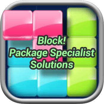 Block Package Specialist Solutions