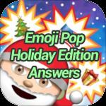Emoji Pop Holiday Edition Answers
