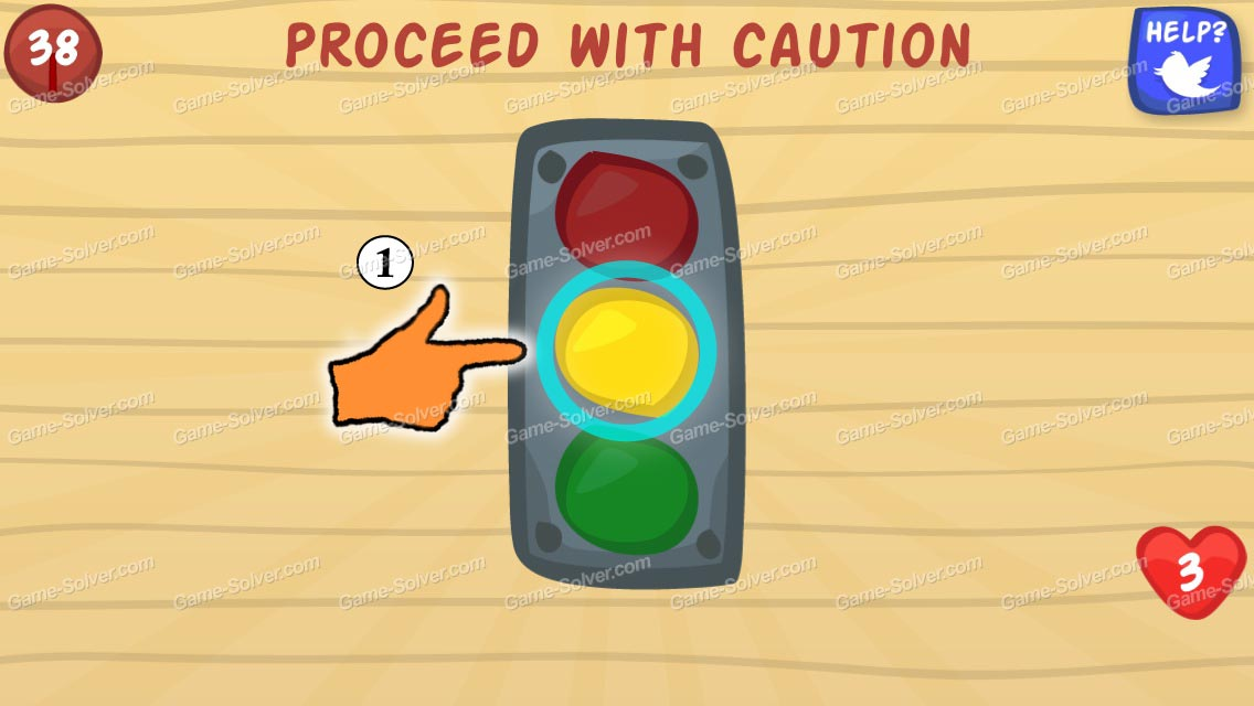 The Impossible Test 3 Level 5
