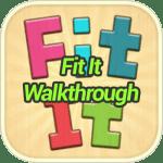 Fit It Walkthrough