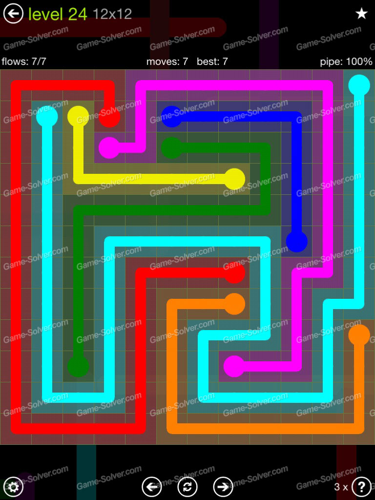 Flow Extreme Pack 12x12 Level 24