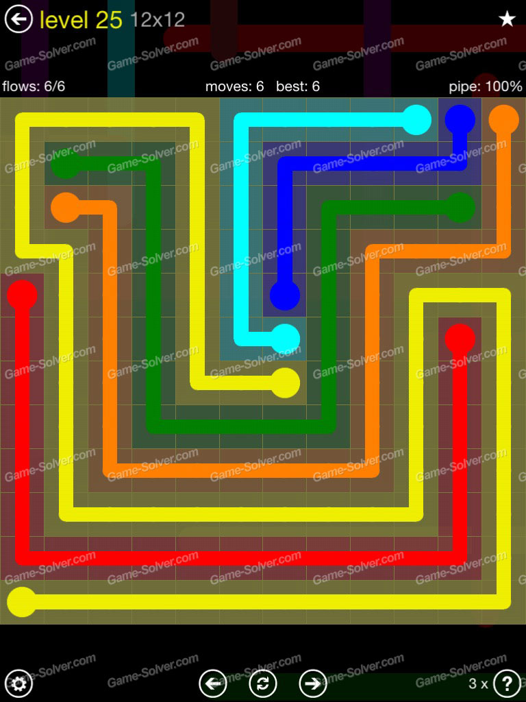 Flow Extreme Pack 2 12x12 Level 25