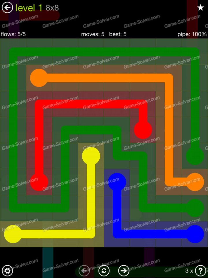 Flow Extreme Pack 8x8 Level 1