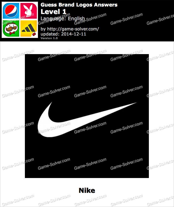 Guess Brand Logos Level 1