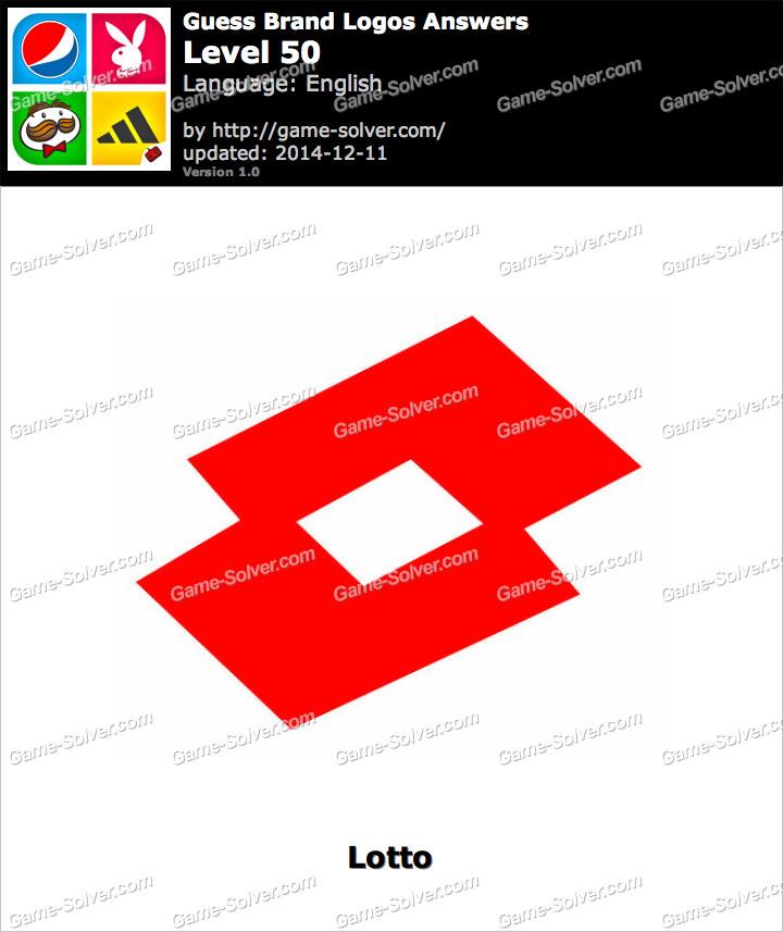 Guess Brand Logos Level 50
