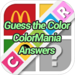 Guess The Color Colormania Answers