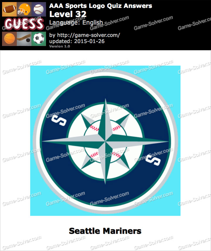 AAA Sports Logo Quiz Level 32