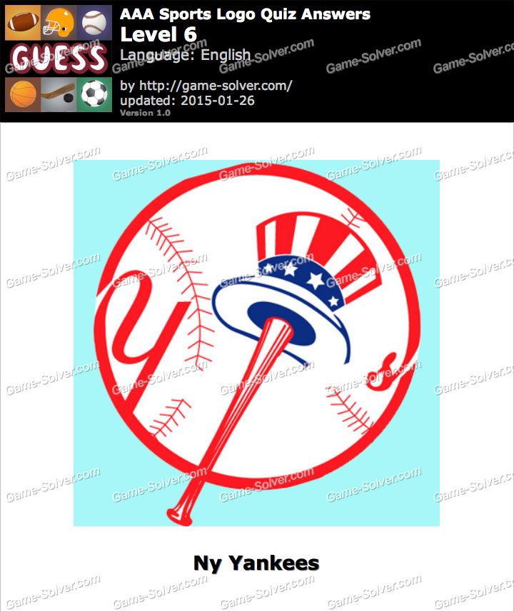 AAA Sports Logo Quiz Level 6
