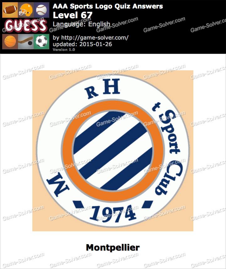 AAA Sports Logo Quiz Level 67