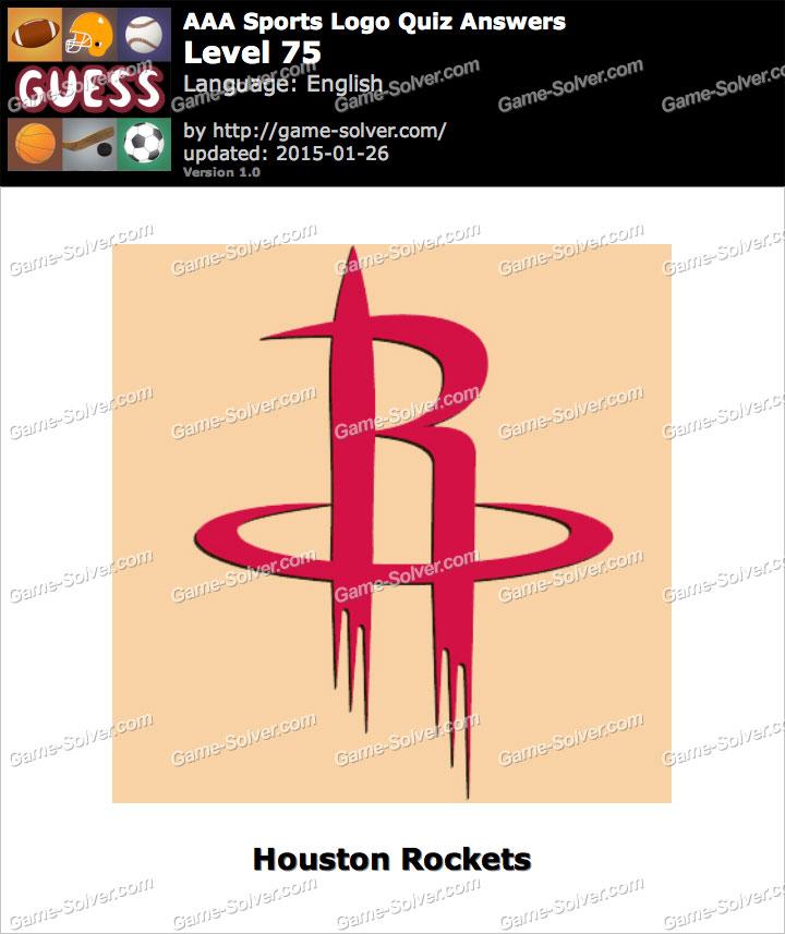 AAA Sports Logo Quiz Level 75