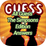 All Guess The Simpsons Edition Answers