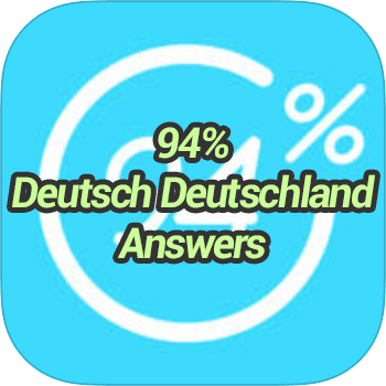 94 Deutsch Deutschland Answers