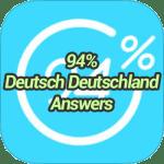 94 Deutsch Deutschland Answers