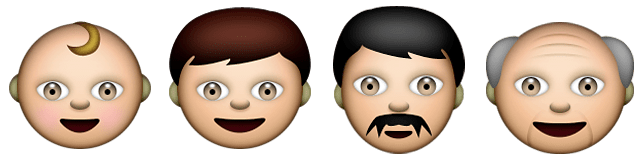 Guess Up Emoji Age