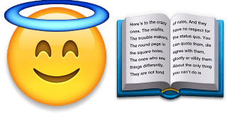 Guess Up Emoji Bible