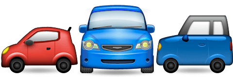 Guess Up Emoji Cars