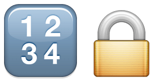 Guess Up Emoji Number Lock