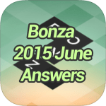 Bonza 2015 June Answers