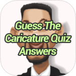 Guess The Caricature Quiz Answers