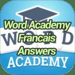 Word Academy Francais Answers