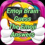 Emoji Brain Guess The Emoji Answers