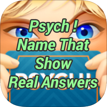 Psych Name That Show Real Answers