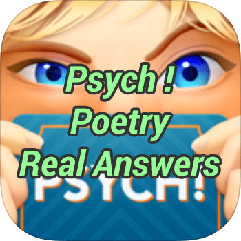 Psych Poetry Real Answers