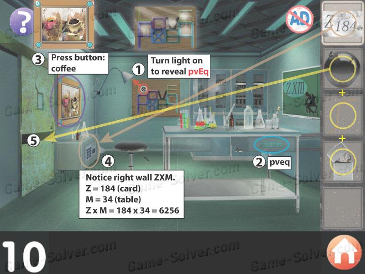 Escape Room: Apartment 10 Level 10