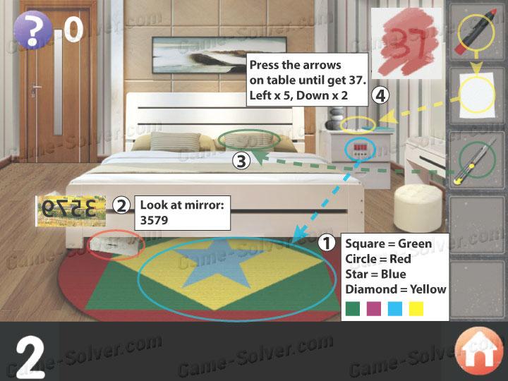 Escape Room: Apartment 10 Level 2