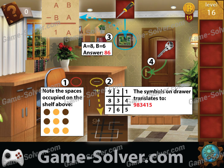 Escape Room: Apartment 11 Level 16