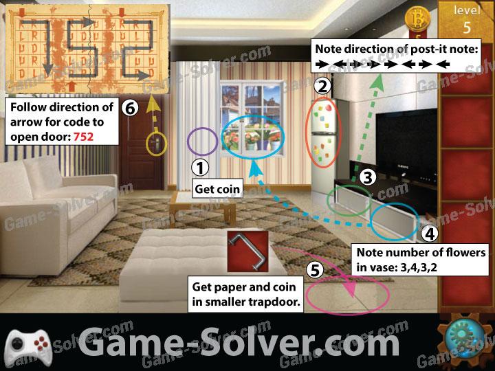 Escape Room: Apartment 11 Level 5