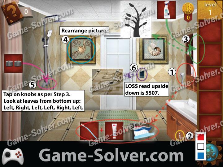 Escape Room: Apartment 12 Level 1