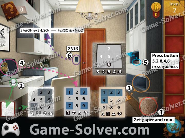 Escape Room: Apartment 12 Level 2