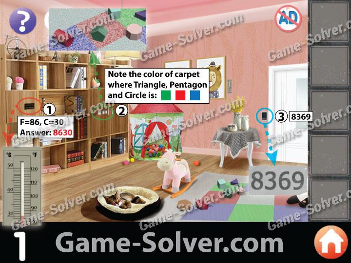 Escape Room: Apartment 7 Level 1