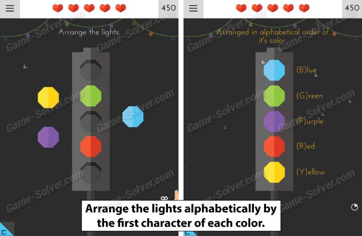 Tricky Test 2 Genius Brain Level 99 - Game Solver
