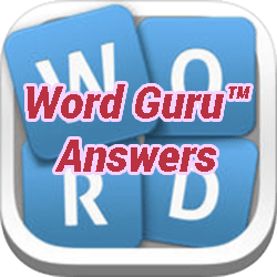 Word Guru Answers