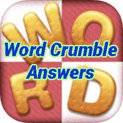 Word Crumble Answers