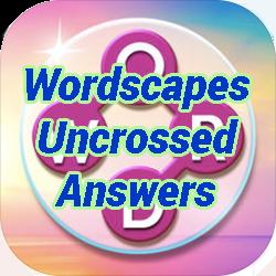 Wordscapes Uncrossed Coast-Aqua 12 Answers