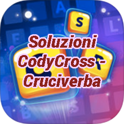 Soluzioni Codycross Pianeta Terra Gruppo 2 Puzzle 3 Game