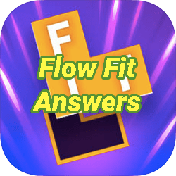 Flow Fit Word Puzzle Answers